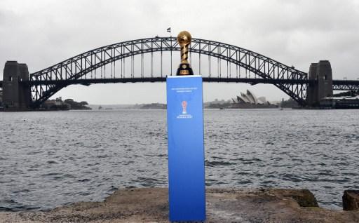Copa Mundial fútbol