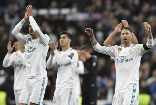 Real Madrid venció a PSG