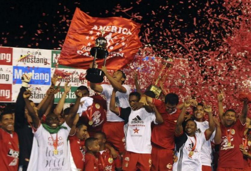 América de Cali fue campeón de 2008