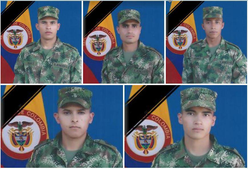 Soldados muertos en ataque en Norte de Santander