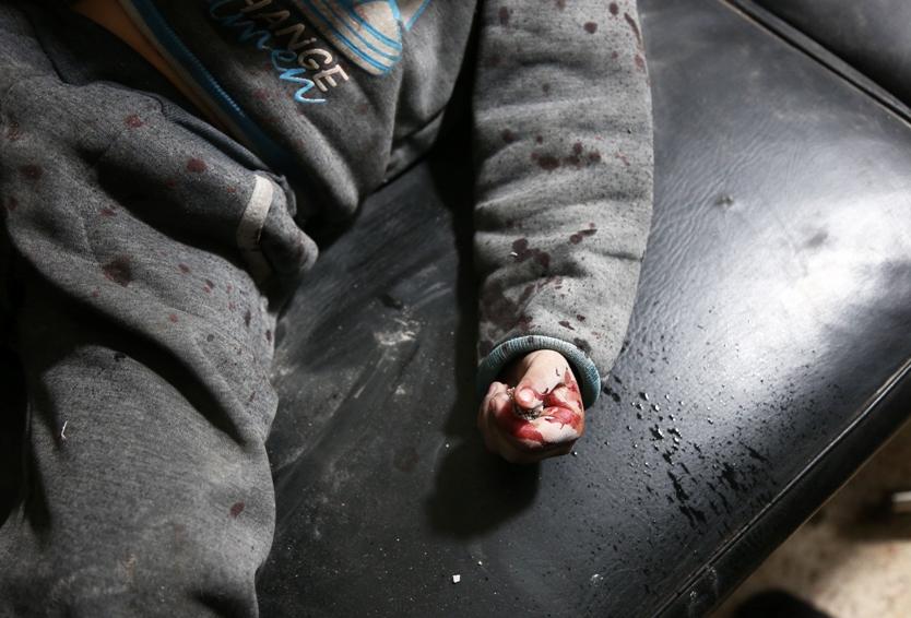 Siria está devastada desde 2011 por una guerra cada vez más compleja, que ha acabado con la vida de más de 340.000 personas.