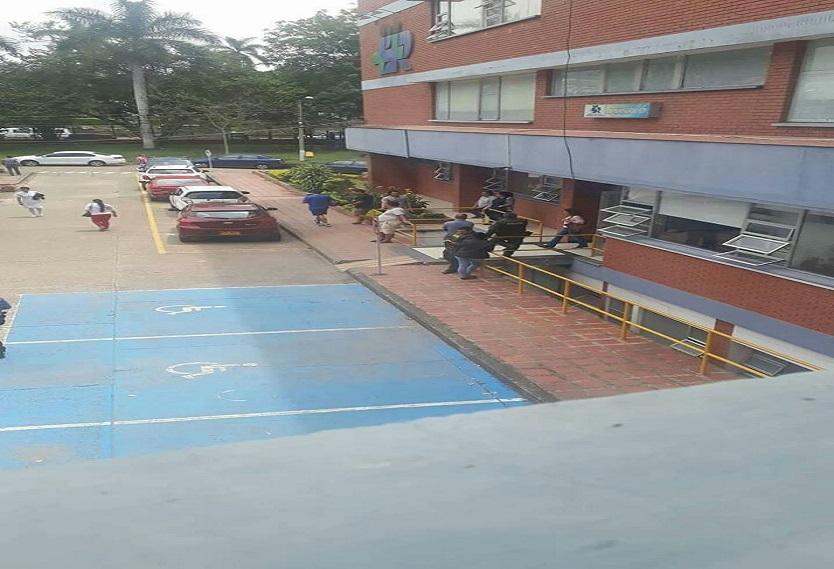 Hospital San Rafael de Fusagasugá