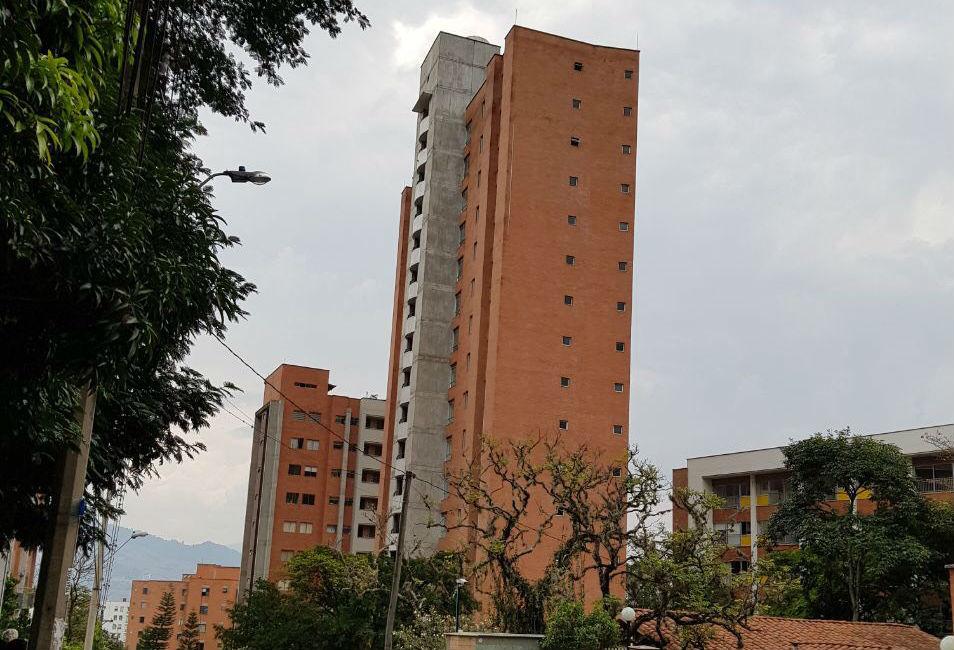 Edificio Medellín