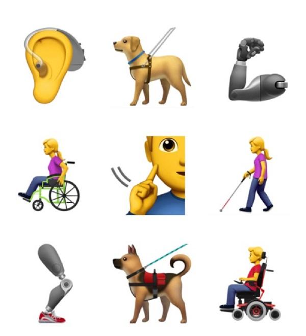 emoticones de Apple