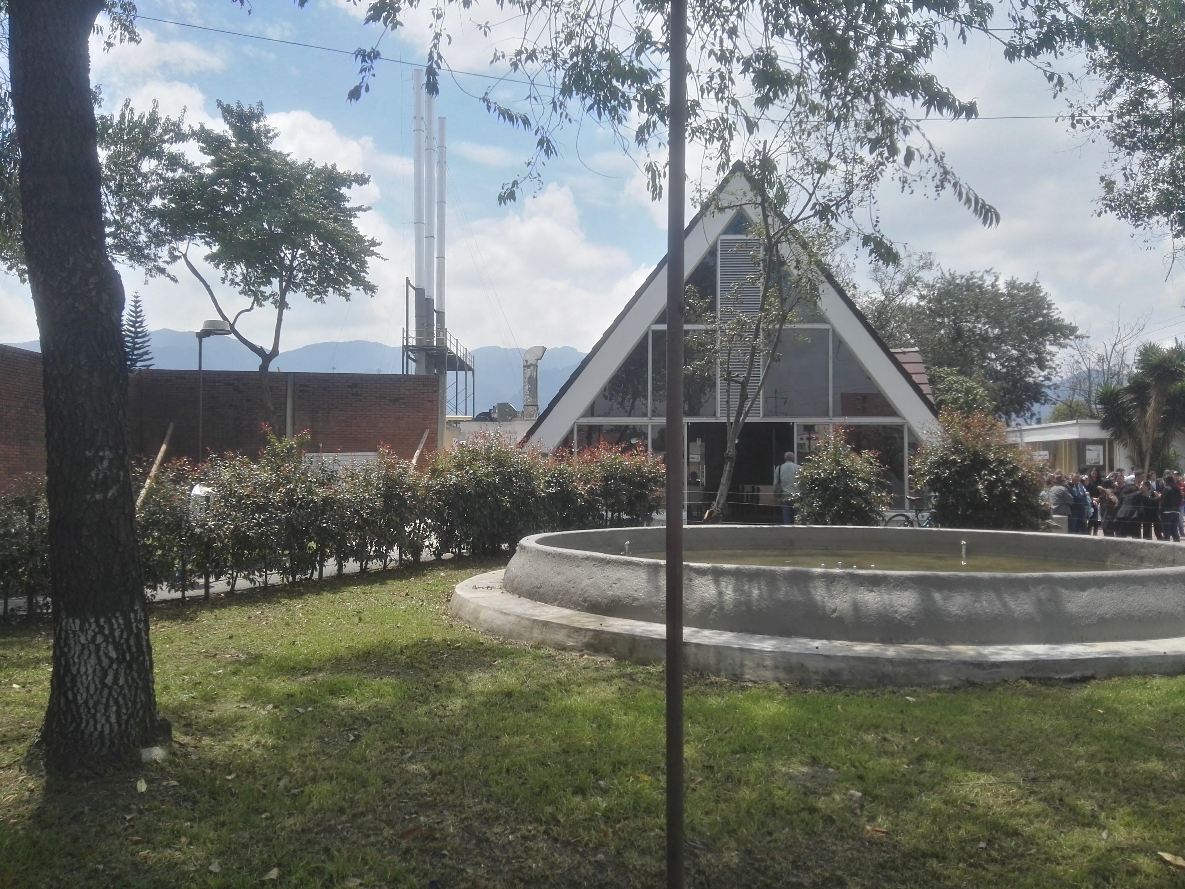 Hornos Crematorios en el Cementerio del Norte