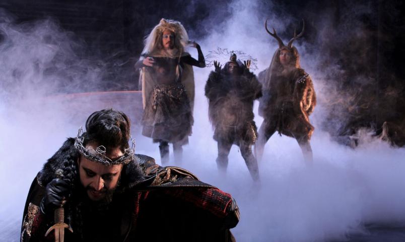 Macbeth, obra del Teatro Colón