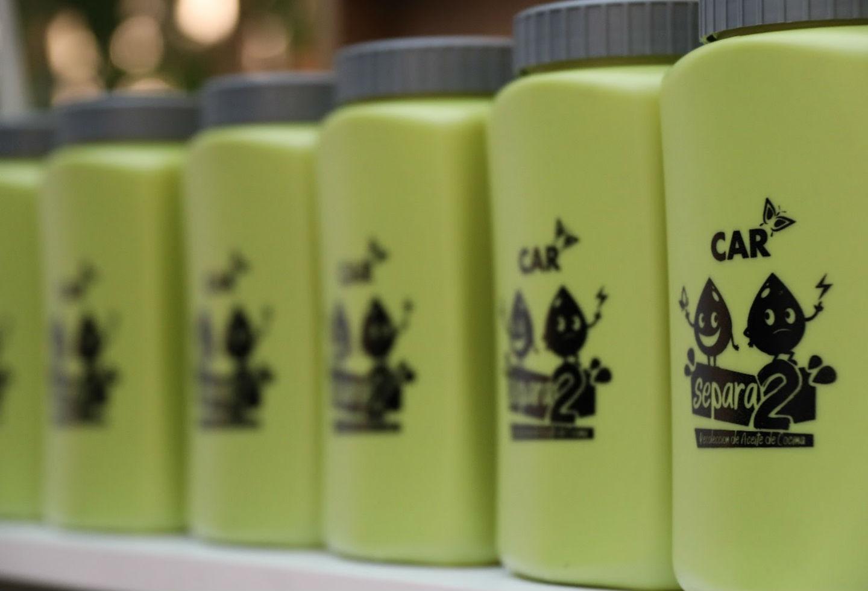 Lanzan plan piloto para reciclar masivamente el aceite de for Reciclar aceite de cocina