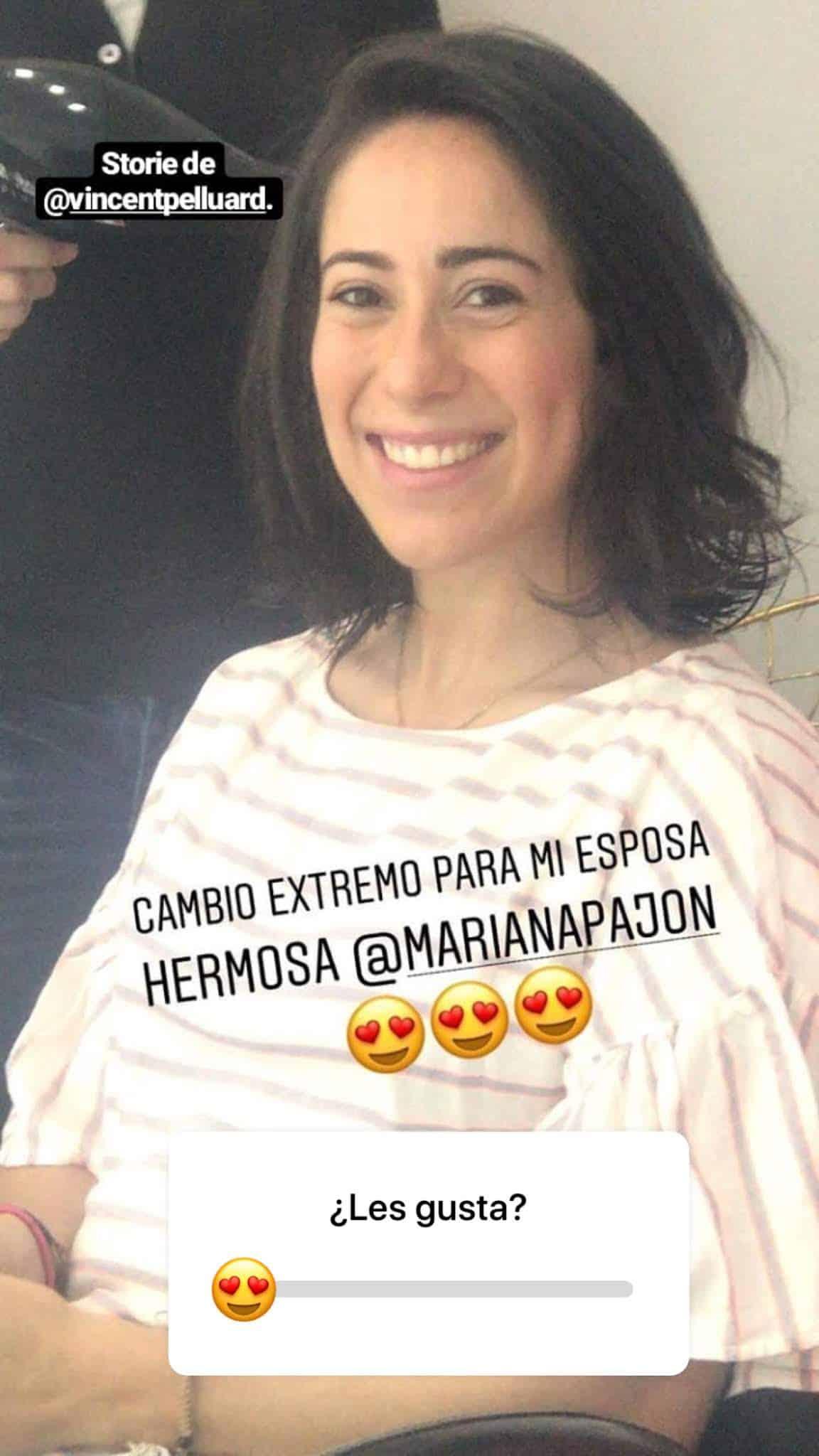 Nuevo look de Mariana Pajón