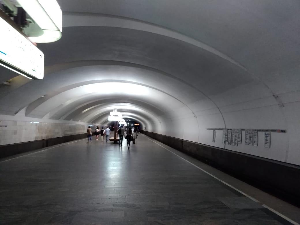 La moderna vida urbana de Moscú.