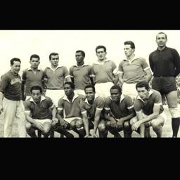 Equipo campeón del torneo de 1964