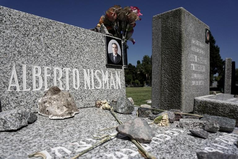 Alberto Nisman, fiscal argentino asesinado.