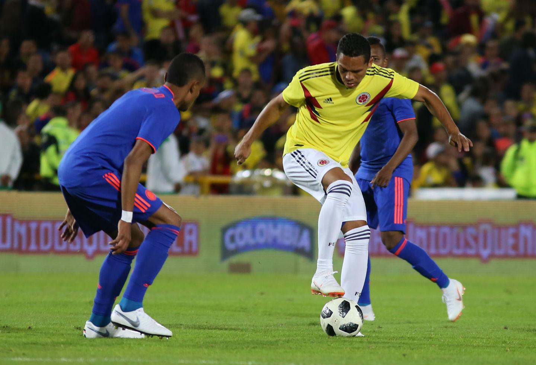 Selección Colombia llevó una parte importante del equipo de Brasil 2014