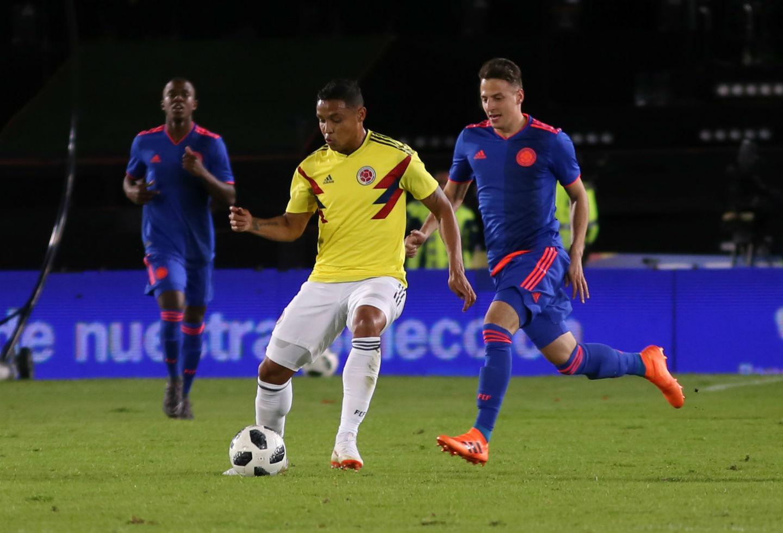 Selección Colombia: Luis Fernando Muriel es uno de los delanteros opcionados para ser titular