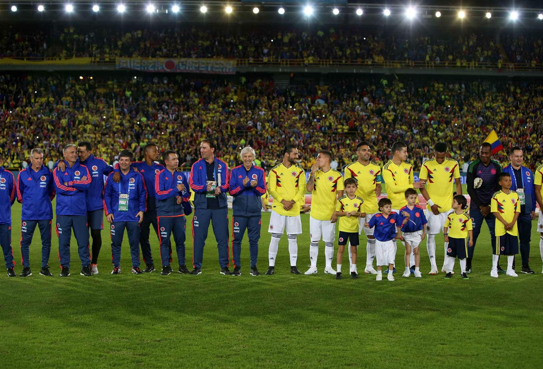 La Selección Colombia