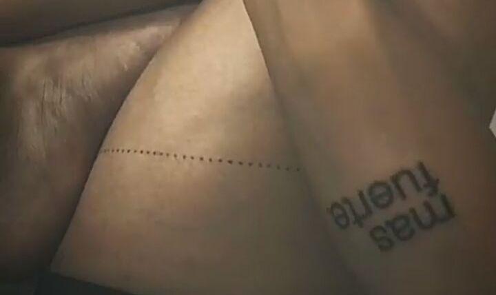 Tatuaje con error de ortografía