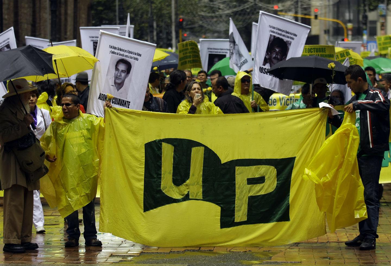 Hace tres décadas el país vivió un verdadero baño de sangre por la política de exterminio de la UP