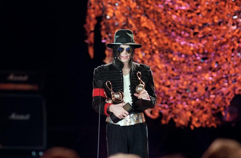 Michael Jackson, musico estadounidense (Fallecido)