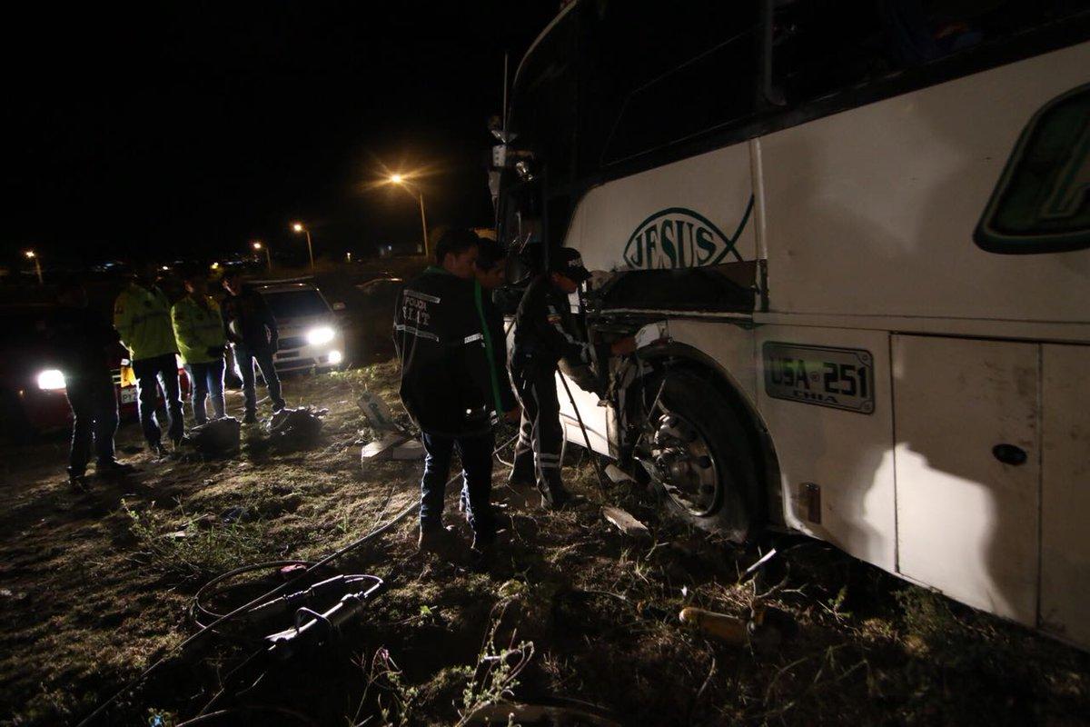 Bus Accidentado Marihuana Fiscalía Ecuador 3