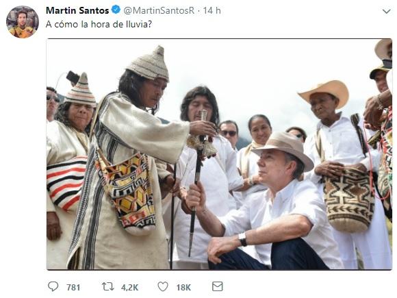 Trino de Martín Santos