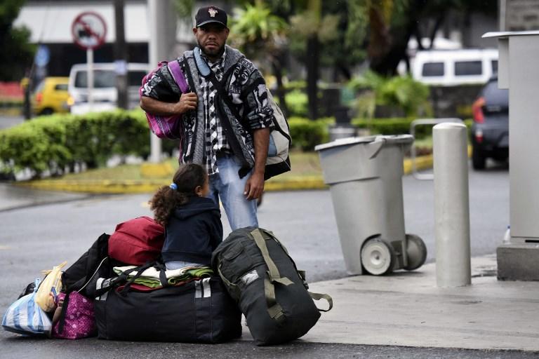 Migración de venezolanos a Colombia