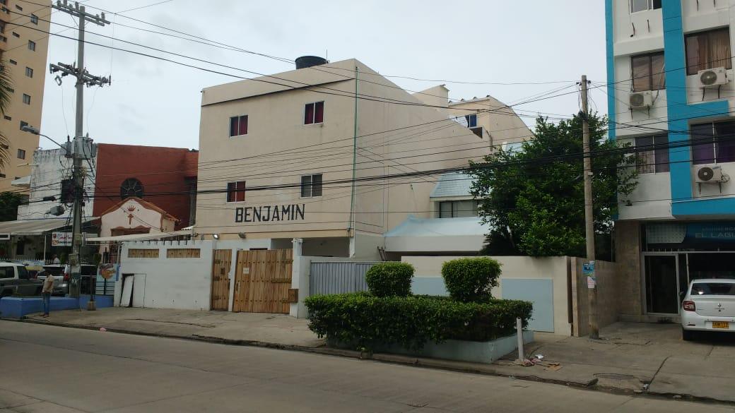 Sitio de eventos sexuales en Cartagena