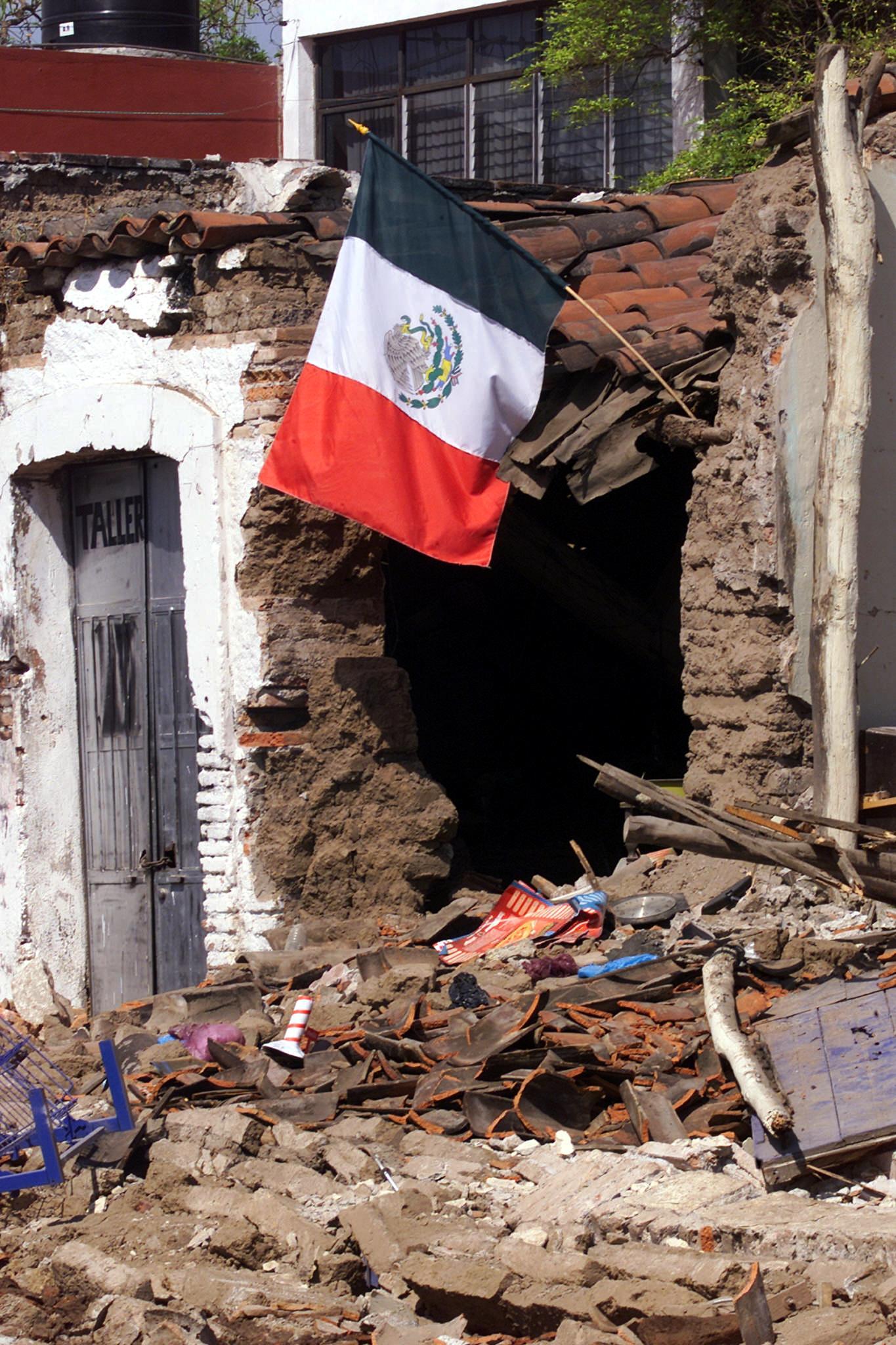 México sismo 1985