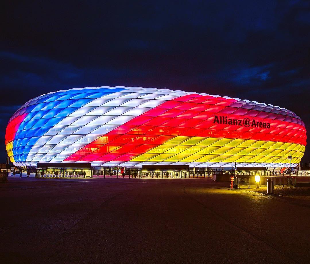 Allianz Arena del Bayern München