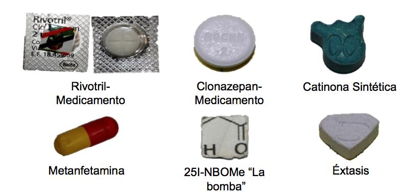 Mercado de drogas sintéticas