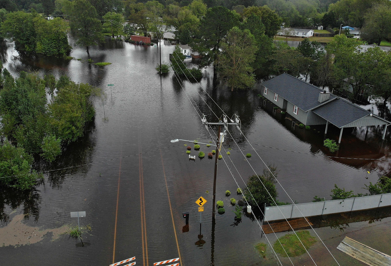 Florence huracán Estados Unidos
