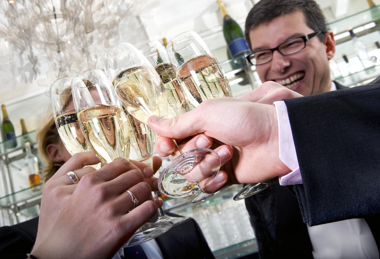 vino champagne