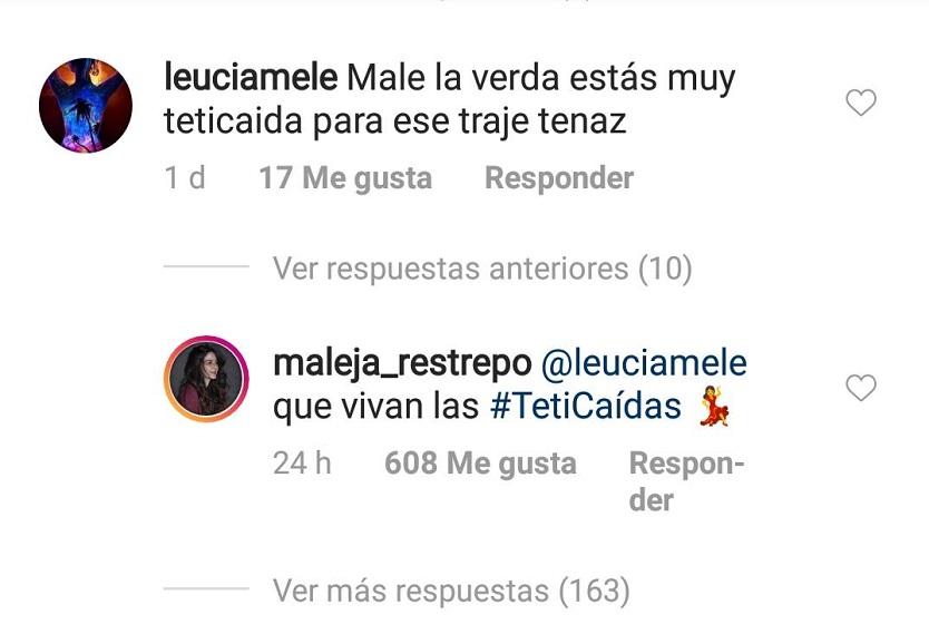 Maleja Restrepo