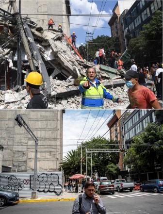 México sismo 2017