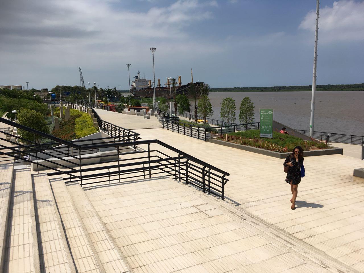 La nueva cara de la ciudad de Barranquilla