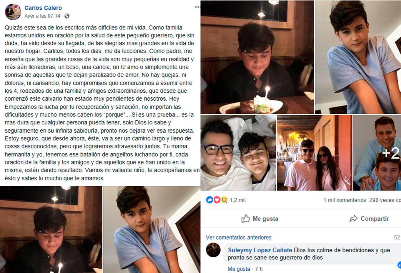 Publicación Carlos Calero