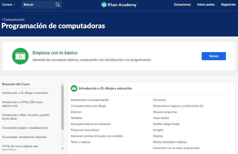 Portal Khan Academy