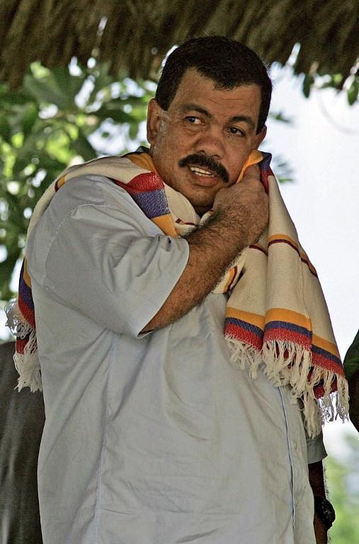 Diego Fernando Murillo Bejarano, alias Don Berna, quien fuera el jefe del Bloque Cacique Nutibara de las AUC