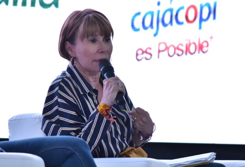 Alicia Arango ministra de Trabajo