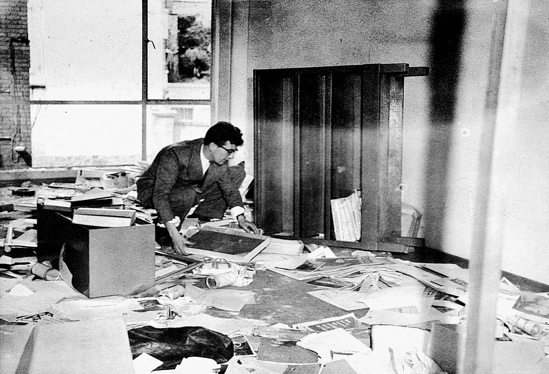 Guillermo Cano Isaza, asumió la dirección de El Espectador cuando tenía 27 años.