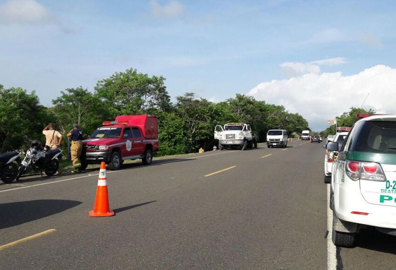 Accidente en la vía Puerto Santander-Cúcuta deja seis personas heridas - RCN Radio