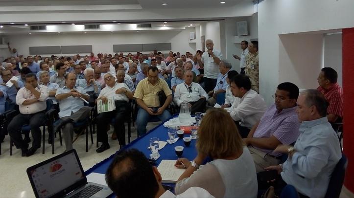Autoridades de salud se reúnen para crear el Comité contra Aftosa Cesar