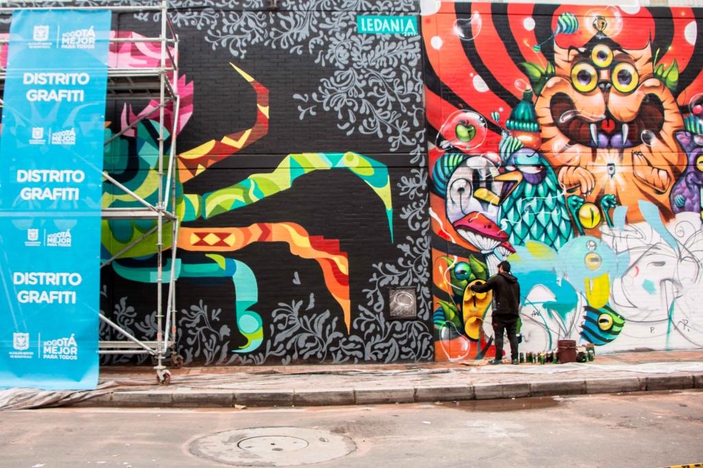 Festival Distrito Grafiti