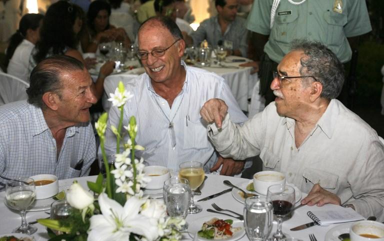 Enrique Santos Calderón y Gabriel García Márquez