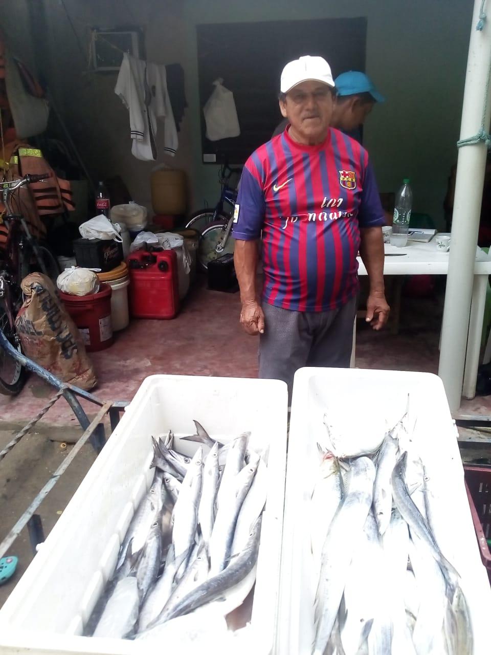El programa de arrecifes artificiales ha generado el aumento en la producción pesquera