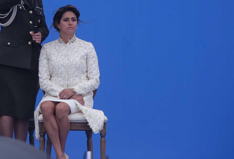 La primera dama y sus trajes en la Casa de Nariño: críticas y aplausos |  RCN Radio