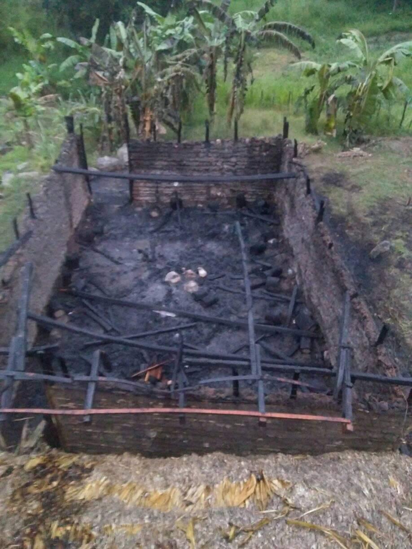 Nuevamente denuncian incendio en un templo kankuamo en el Cesar