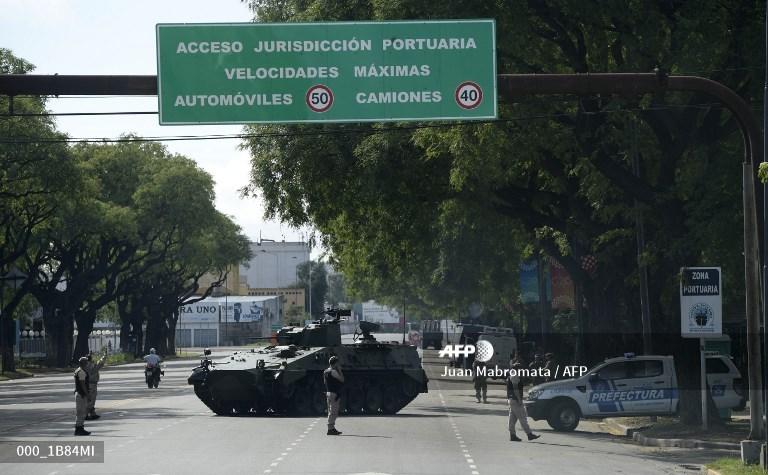 Seguridad Buenos Aires G20