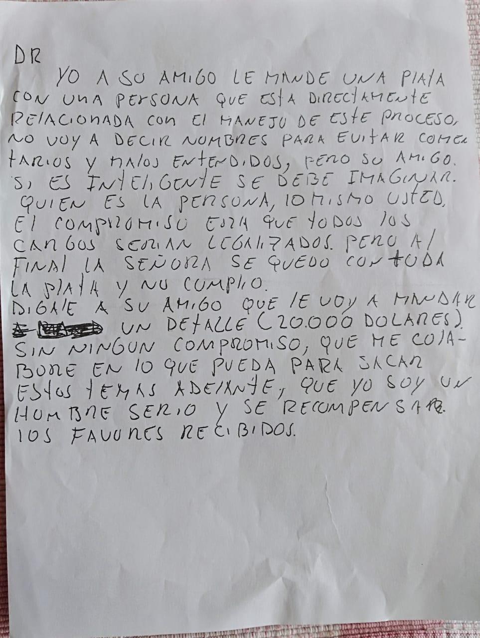 TESTIGO CLAVE EL MELLIZO