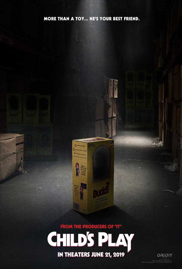 Nuevo póster de Child's Play (2019)