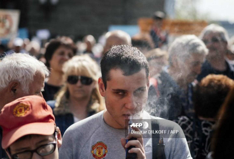 Hay aumento de su consumo entre los jóvenes de los cigarrillos electrónicos.