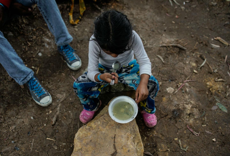 La crisis migratoria tiene viviendo en condiciones de vulnerabilidad a miles de niños venezolanos.
